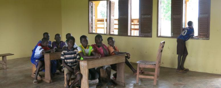 Schulräume in neuen Farben